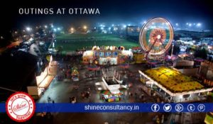 Outings at Ottawa_ Shine consultancy