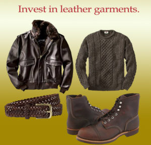 Leather garment_ Shine Consultancy _ Overseas education