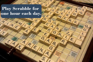 Play Scrabble for one hour each day_GRE _ Shine Consultancy_ Study abroad_ overseas education