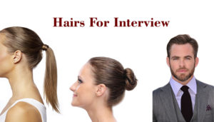 Hair for interview _ Shine Consultancy_ study abroad_ visa_ interview