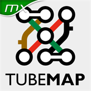 tube map _ study abroad_ shine consultancy_ overseas education