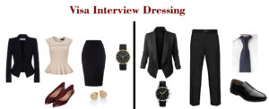visa interview dressing _ Shine Consultancy_ study abroad_ visa_ interview