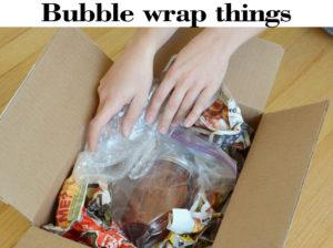 Bubble wrap- Study abroad- Shine Consultancy - overseas education