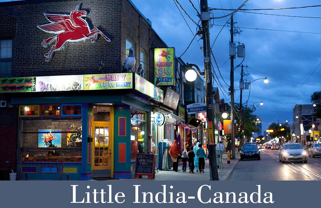 Little India-Canada- Shine Consultancy - study abroad