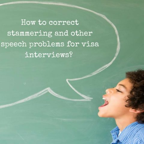 How to correct stammering and other speech problems for visa interviews- Shine Consultancy- shine consultancy- overseas education- ielts-pte-toefl-gre-gmat- sat- coaching- training