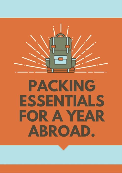 Packing tips for a year of abroad- Shine Consultancy- study abroad - overseas education - ielts coaching -gre- coaching - gmat- coaching sat- coaching- pte coaching - toefl coaching- coaching center in borivali